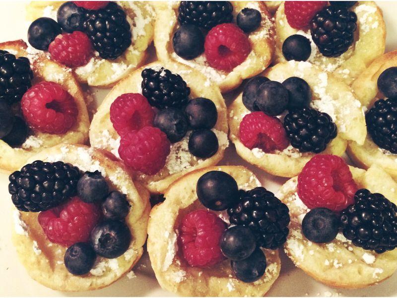 Tiny German Pancakes