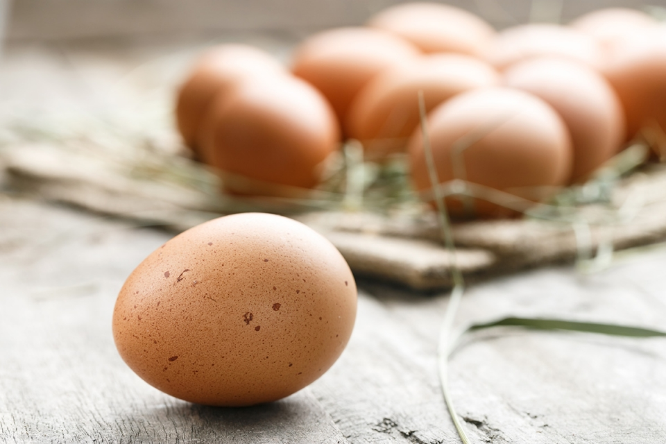Cage-Free Omega-3 Brown Eggs